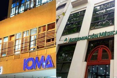 Médicos platenses vuelven desde el lunes a atender a afiliados de IOMA, acatando resolución judicial