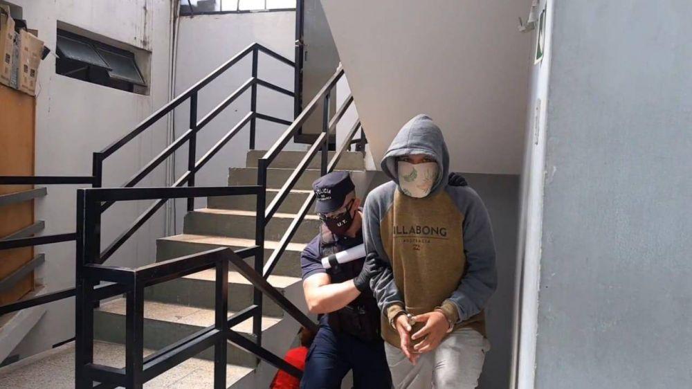 Imputan a un joven por el robo al distribuidor de gaseosas