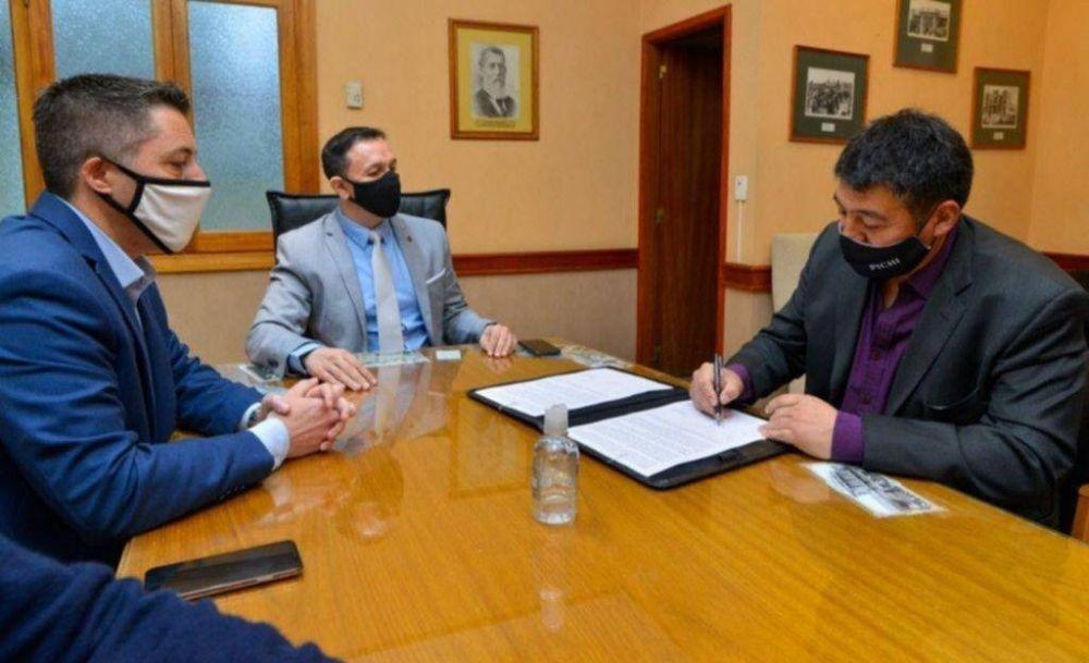 Municipio de Trelew capacitará en gestión de residuos sólidos a agentes de Paso de Indios