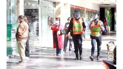 Comerciantes del sur de Mendoza reclaman que no se vuelva a la Fase 1 del aislamiento