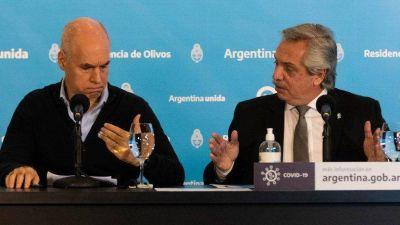 El pedido de Alberto Fernández a Rodríguez Larreta cuando se quedaron a solas en la quinta de Olivos
