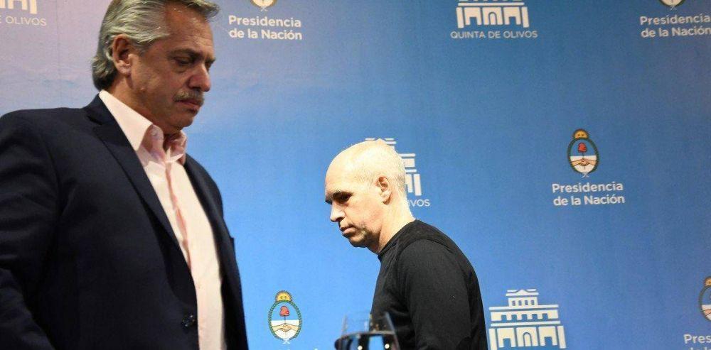 El dólar alteró los nervios en Olivos, mientras Mauricio Macri y Horacio Rodríguez Larreta ya hablaron de 2023