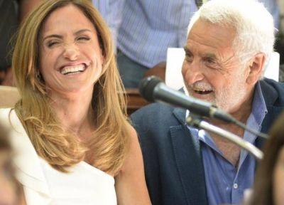 Ya no ríen: Victoria Tolosa Paz y Pepe Albistur cada vez más lejos de Alberto Fernández