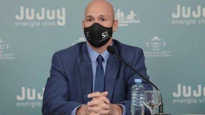 """Coronavirus: El ministro de Seguridad de Jujuy denunció una """"campaña de desprestigio"""""""