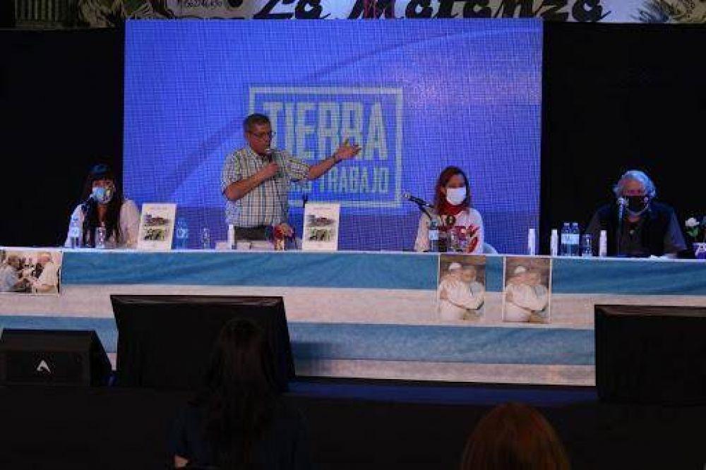"""Presentaron el proyecto de Ley de """"Tierra, Techo y Trabajo"""""""