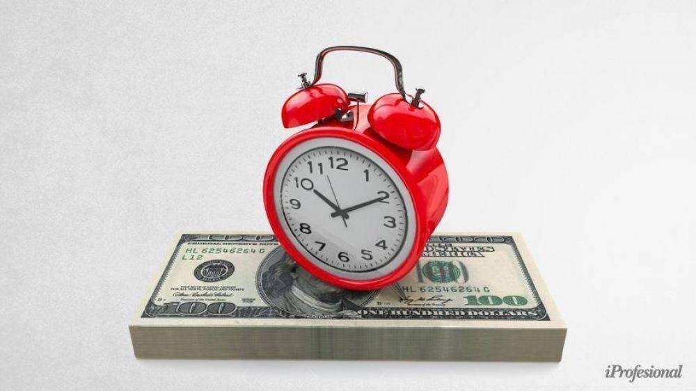 ¿Ganar tiempo ante lo inevitable?: presagio del mercado con el cepo si el Central no vuelve a comprar dólares