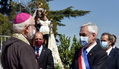 Tedeum patrio: Obispos chilenos instan a participar en el plebiscito