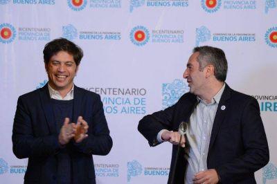 """Andrés Larroque: """"Nuestra intención es hacer un desalojo pacífico de las tierras ocupadas en Guernica"""