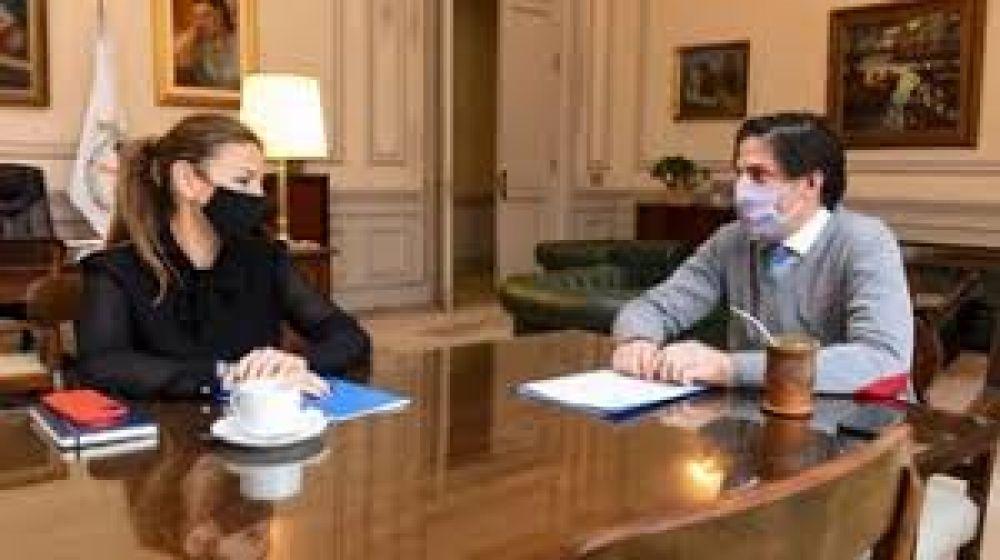 """""""No hay acuerdo"""": la respuesta de Trotta después de la reunión con CABA"""