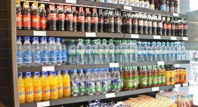 El consumo interno de bebidas bajó 6,3%