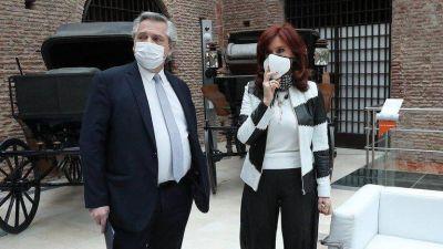 Alberto Fernández y Cristina Kirchner cenaron en Olivos para acelerar la ofensiva contra Horacio Rodríguez Larreta y definir la próxima agenda económica