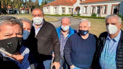 La CGT quiere reagrupar al peronismo y planea un acto por el Día de la Lealtad con las presencias de Alberto Fernández y los gobernadores