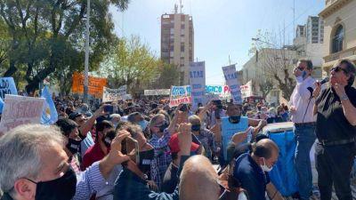 Preocupa en la provincia el impacto en contagios de las masivas marchas de municipales