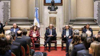 """Germán Castelli, uno de los magistrados desplazados por el Gobierno: """"Es un escándalo regional porque se viola el principio de independencia y estabilidad de los jueces"""""""