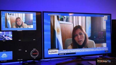 El Congreso investigará cuánto gastó Larreta en la policía durante la presidencia de Macri