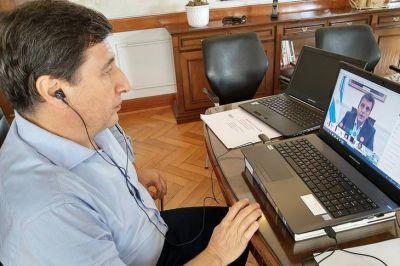"""Arroyo: """"Argentina necesita un ingreso universal ciudadano, pero hoy las condiciones fiscales no dan"""""""