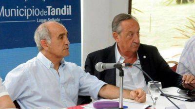 Tandil: La UCR bonaerense repudió a la Provincia y apoyó a Lunghi