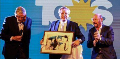 Con un guiño de Alberto Fernández, la CGT y el PJ organizan un acto en apoyo al gobierno