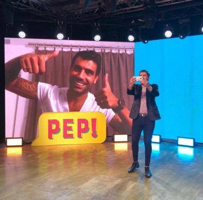 El Festival PEP! convocó a miles de jóvenes de manera virtual