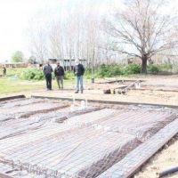 """""""Estamos avanzando"""", Resaltó el intendente Echevarren sobre la construcción de viviendas"""