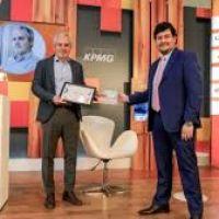 El Premio a la Trayectoria fue para Eduardo Del Piano, de Swiss Medical
