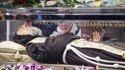 Padre Pío: el misterio de los estigmas que desaparecieron tras su muerte