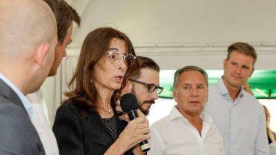 María Eugenia Bielsa cuestionó que las propiedades se coticen en dólares y propuso pensar otra forma de ahorro