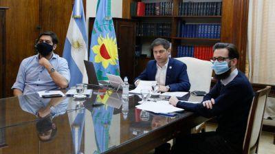 Provincia: Axel Kicillof anunció obras por $736 millones
