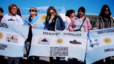 Familiares del ARA San Juan serán querellantes en la investigación por presunto espionaje
