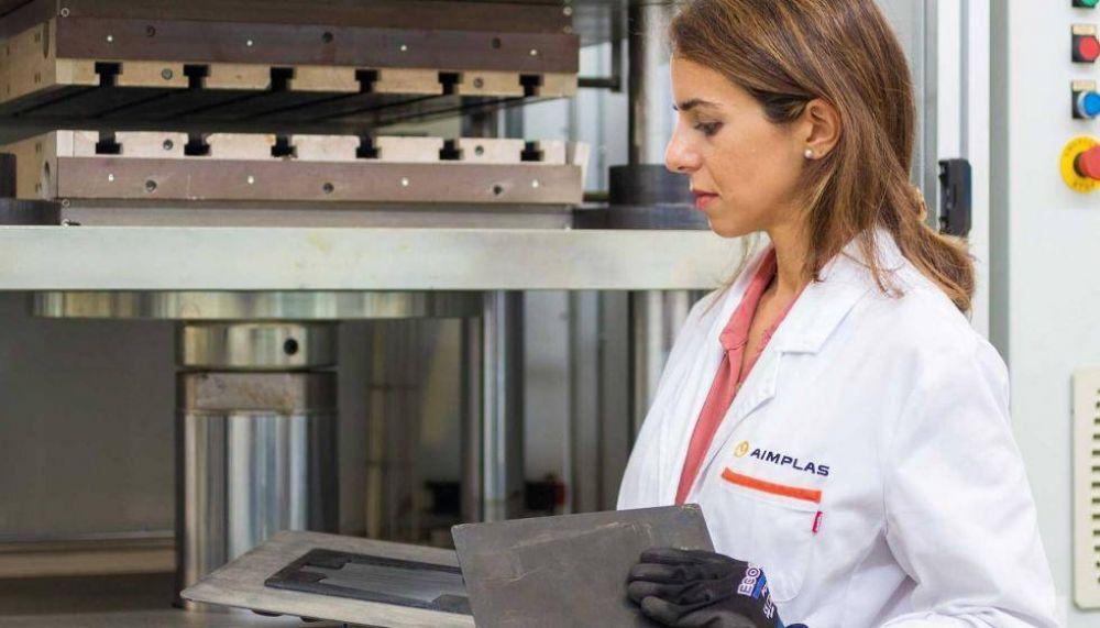 Se inician las investigaciones para desarrollar nuevos métodos eficientes de reciclado de materiales compuestos