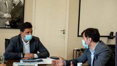 Castelli: avanzan las gestiones para obras de infraestructura y mejoras en el espacio público