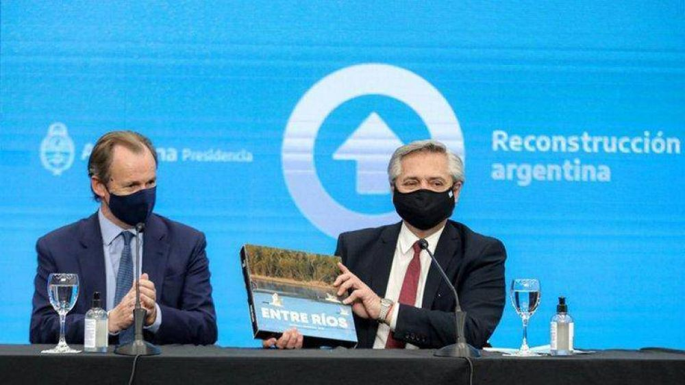 Alberto Fernández escala en la ofensiva contra la Capital, pero también la señal a las provincias es de advertencia