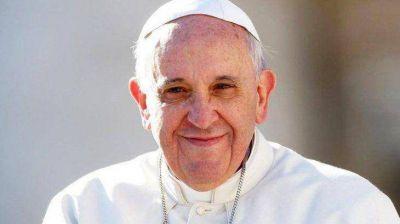 El papa Francisco bendecirá una campaña provida para
