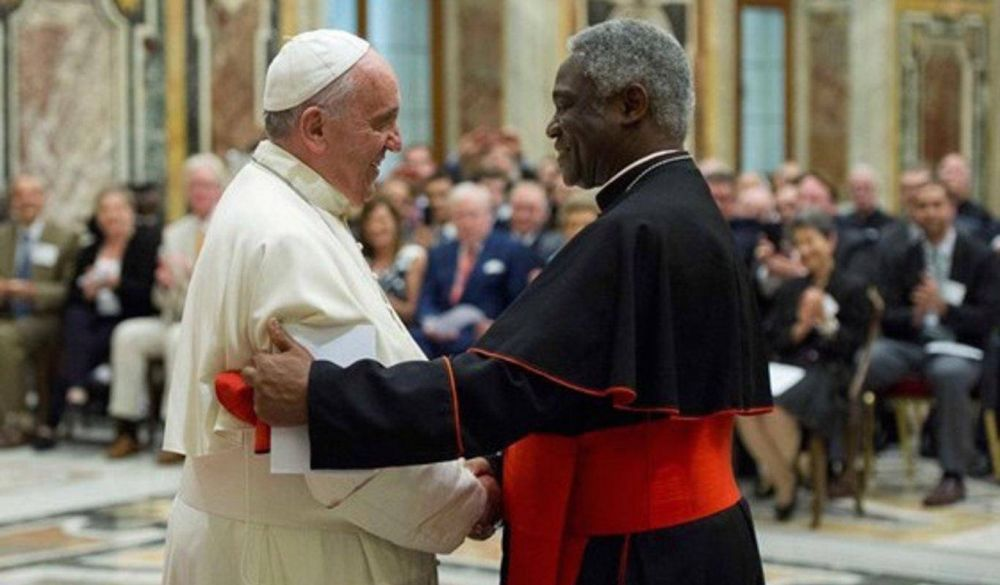 El cardenal Turkson participa en el Congreso de la Acogida Cristiana del Camino de Santiago
