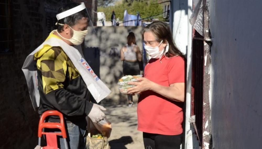 Pandemia: La asistencia de Cáritas llegó a 2,5 millones de personas