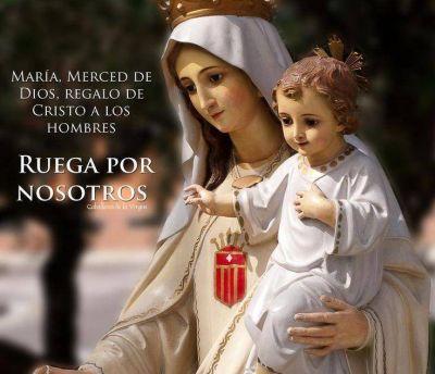 Nuestra Señora de la Merced, Madre de misericordia