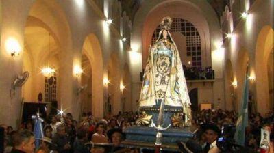 Por TV y redes sociales: así serán los homenajes a la Virgen de la Merced