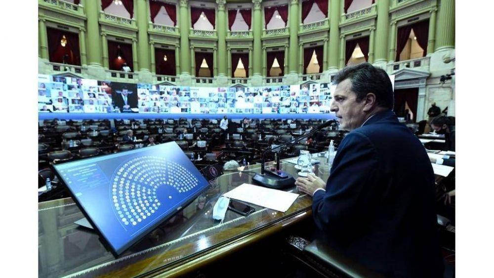 En medio de sobresaltos, Diputados aprobó el proyecto que protege los activos del Fondo de Garantía de Sustentabilidad