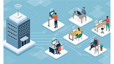 Teletrabajo: una de cada tres empresas pequeñas y medianas no puede cumplir con tareas remotas