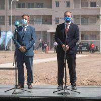 Casi sin hablarse, Suárez y Sagasti compartieron su primer acto público en un año