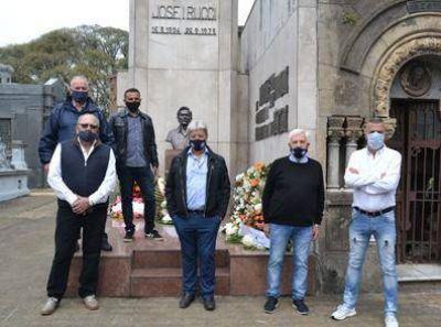 La UOM recordó a José Ignacio Rucci a 47 años de su asesinato