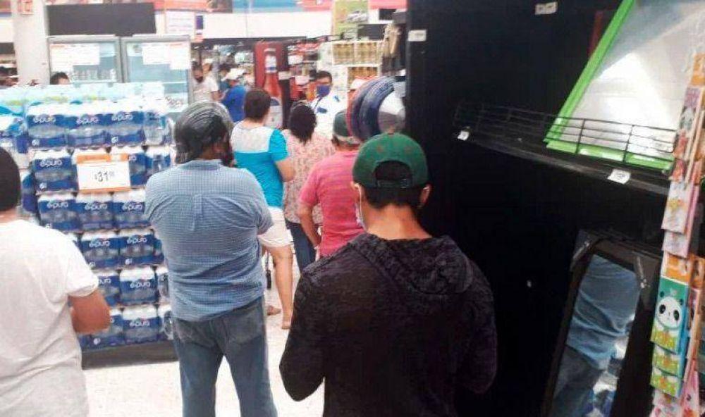 La Rioja tuvo una caída real del 13,2% en ventas en supermercados durante julio