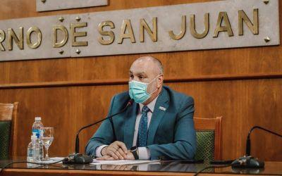Para San Juan, incluyen en el presupuesto nacional más de $3000 millones en obras de saneamiento