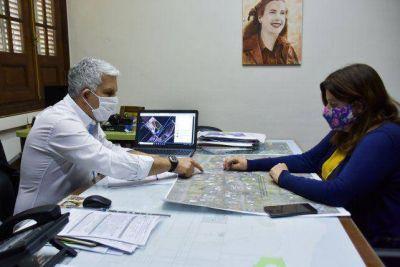 Villa Constitución firmó un convenio para sanear el basural a cielo abierto