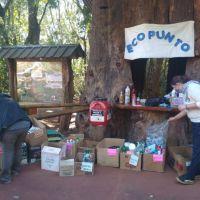 Vecinos Sustentables Iguazú tendrá un Eco Punto en la 1° Feria del Guía Emprendedor