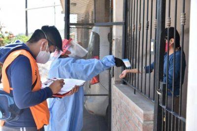 Jujuy cierra la semana con 198 nuevos casos de COVID y 10 muertes