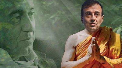 De la gestión caliente macrista al budismo y la meditación: el presente de Quintana