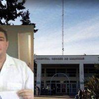 Merlo | Tristeza por la muerte de un médico del Hospital Héroes de Malvinas, víctima del Covid-19