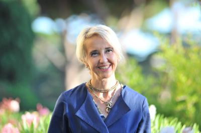 La mujer más poderosa del Opus Dei: