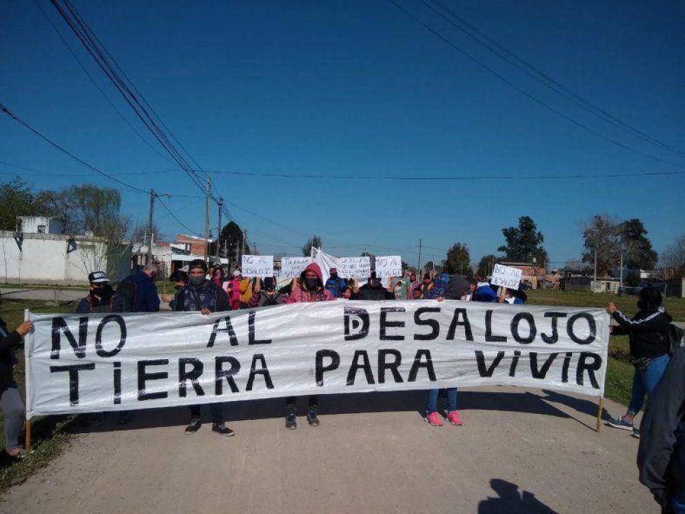 Guernica: marchan a Gobernación para pedir respuestas